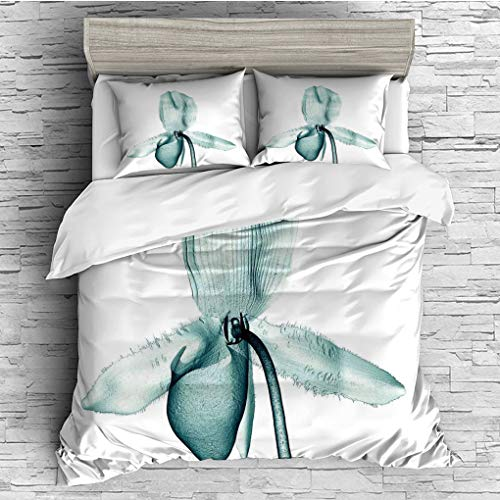 3 Pieces (1 Duvet Cover 2 Pillow Shams)/All Seasons/Home, used for sale  Delivered anywhere in Canada