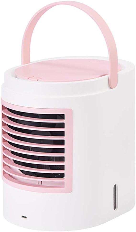 Qinsir Aire Acondicionado portátil Mini, refrigerador de Aire ...