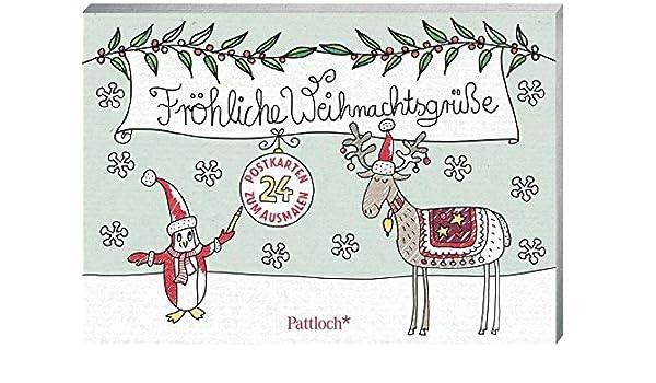 Weihnachtsgrüße Jpg.Fröhliche Weihnachtsgrüße 9783629142078 Amazon Com Books