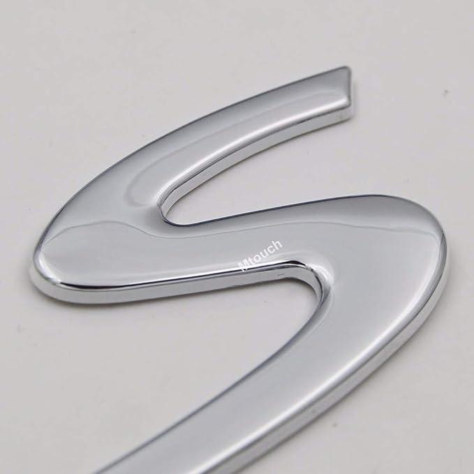 Amazon.com: Zorratin Large Chrome Silver