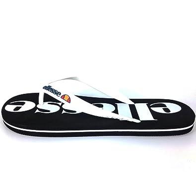 24fadf1d1d53a1 Ellesse Heritage Trevi Mens Retro Flip Flop Thong Sandal Slide  Amazon.co.uk   Shoes   Bags