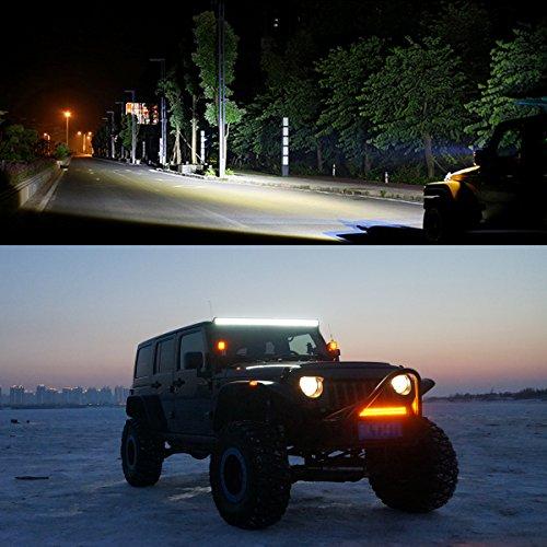 LED Light Bar, Autofeel 30 inch 165W Driving Light Emergency