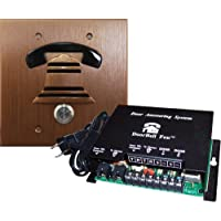 DoorBell Fon DP38BZF 2-Gang Door Station Kit - Bronze