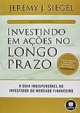 capa de Investindo em Ações no Longo Prazo