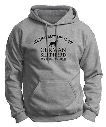 German Shepherd Matters Premium Sweatshirt