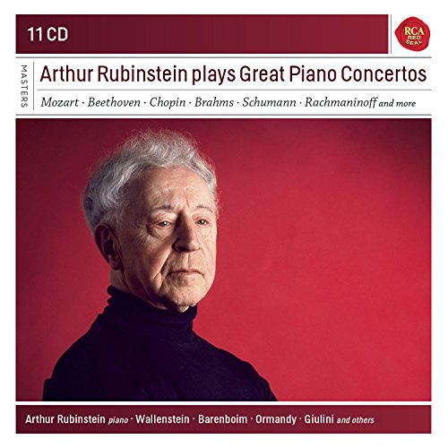 Arthur Rubinstein Plays Great Pianoc - Rubinstein Arthur Piano