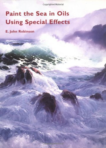 Effect Oil - Paint the Sea in Oils Using Special Effects