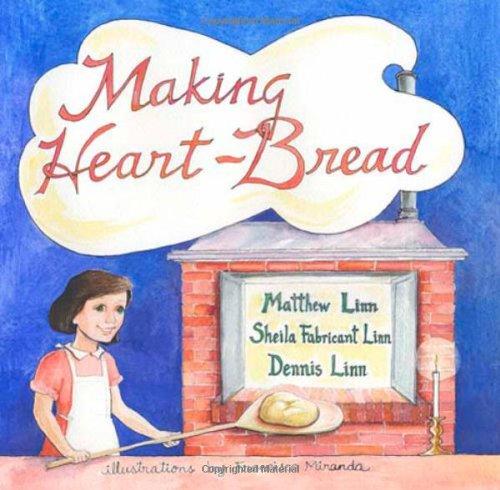 Heart Making - Making Heart-Bread