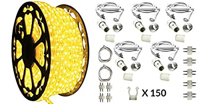 AQL 120V Dimmable LED Type 513 Rope Light Kit - 513PRO Series