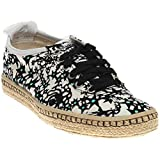 (US) ASICS Womens Onitsuka Mexico 66 Espadrille Casual Athletic & Sneakers Blackwhite