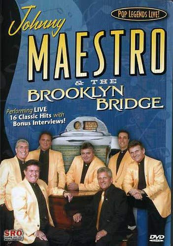 Pop Legends Live: Johnny Maestro and the Brooklyn Bridge by Kulter