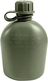 product image for Rothco G.I. 1 Qt. Plastic Canteen
