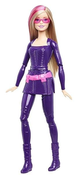 barbie dhf17 agent secret amazonfr jeux et jouets