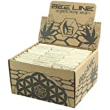 Beeline Organic Hemp Wick Display Box - 78 Packs