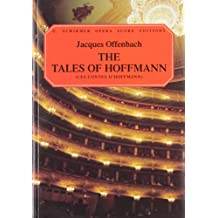 The Tales of Hoffman (Les Contes d'Hoffmann): Vocal Score