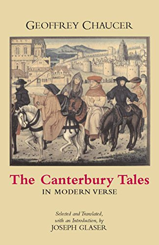 The Canterbury Tales in Modern Verse (Hackett Classics)