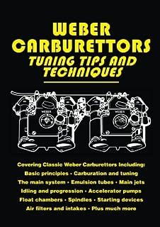 weber carburetors owners workshop manual john harold haynes a k rh amazon com weber carburetor repair manual Weber Carburetor Downdraft