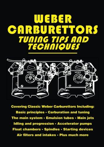 Download Weber Carburetors Tuning Tips & Techniques pdf