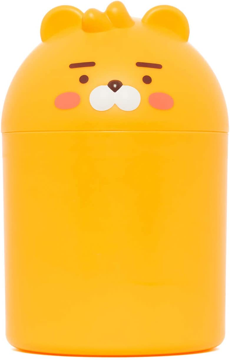KAKAO FRIENDS Official- Little Friends Mini Portable Rubbish Bin (Ryan)