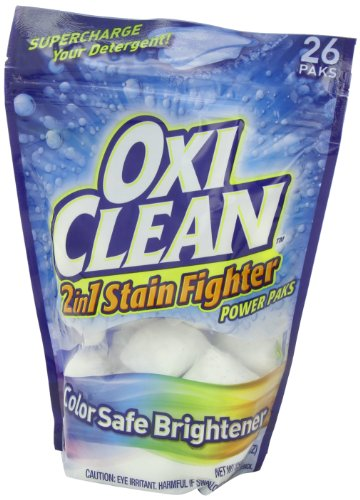 OxiClean 2-in-1 Stain Fighter Power Paks, 26 Count - Buy ...