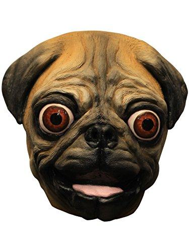 Pug Adult Mask ()