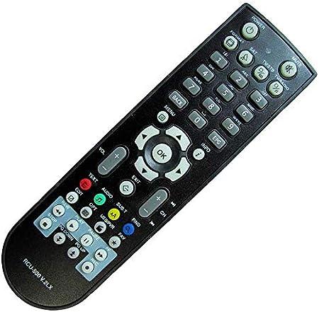 Mando a Distancia para Arivas Combo y DVB-S/S2 Satélite Ferguson RCU-500: Amazon.es: Electrónica