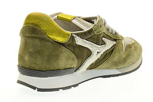 MIZUNO 1906 hombre bajas zapatillas de deporte D1GB174431 Etamin Green
