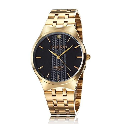 Caliente vender par de cuadros Factory outlets coreano moda nuevo amanecer reloj de pulsera negocio par impermeable c: Amazon.es: Relojes