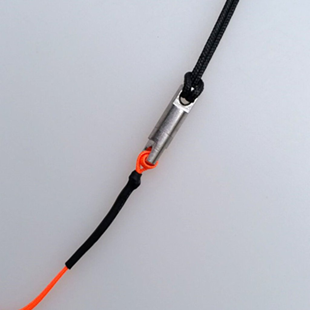 15m//30m Line Homyl Ultralight Aluminum Alloy Professional Scuba Diving Diver Finger Reel Wreck Cave Tech Spool with Dual End Bolt Snap Clip