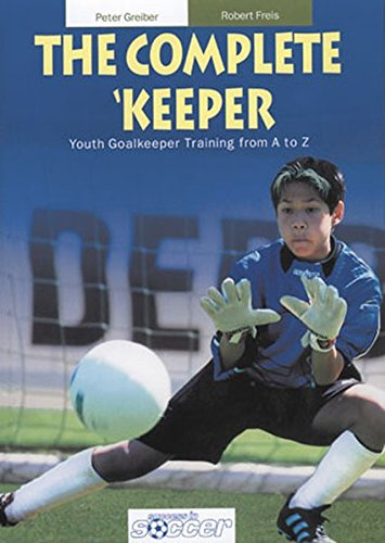 Soccer Goalkeeper Training - 8