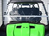 Arctic Cat Prowler XT 2015+ Full-Tilt Windshield. We need to know what kind of roof you have. Read ad for measurement instructions for hard tops Also check email/Junk after order is placed.