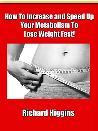 speed up metabolism weight loss