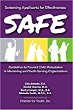 img - for SAFE (Screening Applicants for Effectiveness) book / textbook / text book