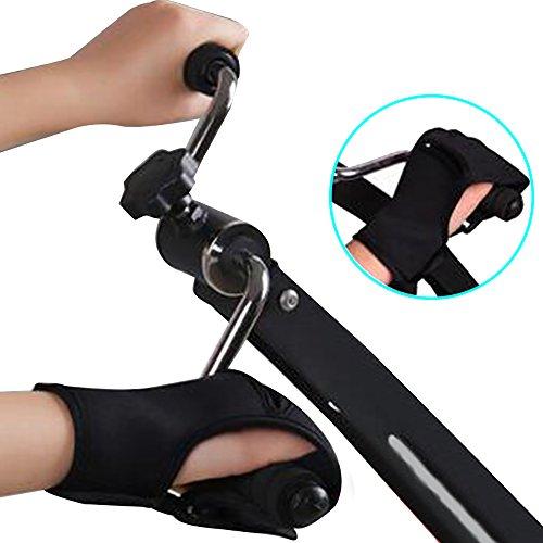 Enshey Rehabilitation Training Gloves Finger Splint Brace Ability Finger Gloves Brace Elderly Fist Stroke Hemiplegia Finger Anti-Spasticity Rehabilitation Auxiliary Training Gloves by Enshey (Image #5)'