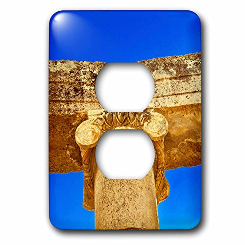 3Drose Danita Delimont   Ruins   Ionic Column In Oval Plaza Of An Ancient Roman City  Jerash  Jordan    Light Switch Covers   2 Plug Outlet Cover  Lsp 276910 6