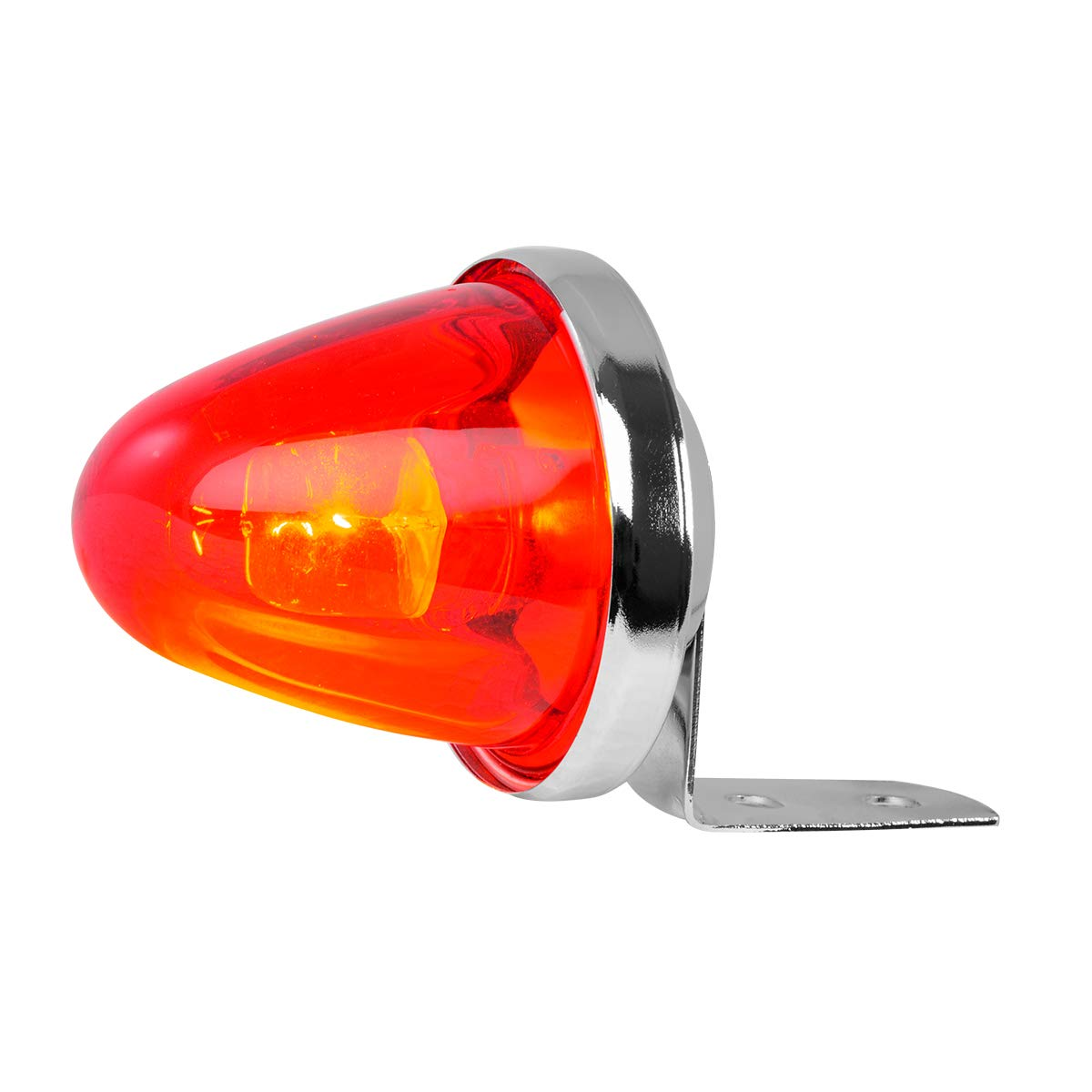Beehive Red Glass GG Grand General 84204 Marker Light