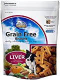 Nutri Source Grain Free Liver Biscuit - 14 oz