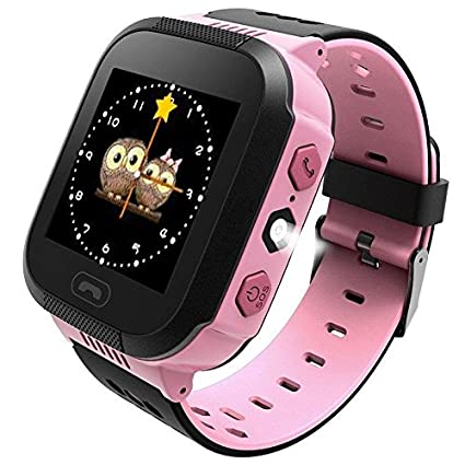 ANDROSET KIDS GPS TRACKER WATCH, Holiday Gift List 2015-2016 Mini GPS Tracker Watch