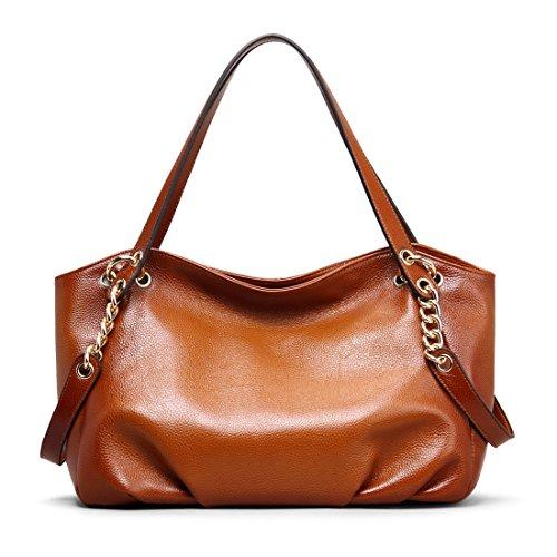 AINIMOER-Fashion-Lady-Soft-Leather-Vintage-Shoulder-Bag-Handbag-Tote-Top-handle-Purse-Cross-Body-Bag