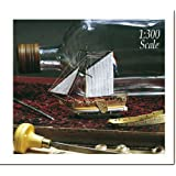 木製帆船 ボトルシップキット オランダのヨット グロッセ(ボトル・和訳付き)