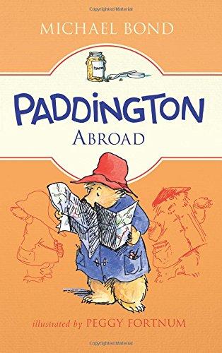 book cover of Paddington Abroad