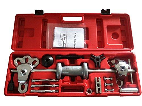 Bearing Puller Tool Home Depot : Pc axle wheel puller lb slide hammer internal external