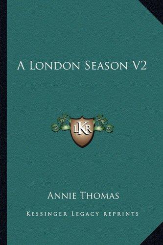 Read Online A London Season V2 pdf epub