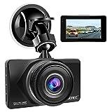 Dash Cam, GEREE FHD 1080P 3 inch Screen Car DVR Dashboard Camera Recorder 170 Wide Angle Video Cameras Car G-Sensor, Parking Monitor, WDR, Loop Recording