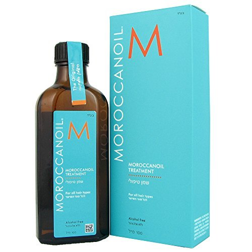 Moroccan Oil Treatment – Versatile, Nourishing and Residue-Free Formula (3.4 Fluid oz). Moroccan Healthcare Products