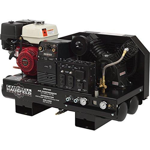 Campbell Hausfeld 3-in-1 Air Compressor/Generator/Welder ...