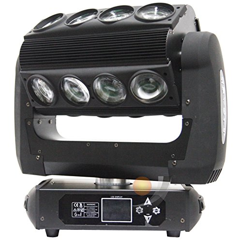 16x15W Endless pan LED Spider Shary Beam Moving Head for Dj Stage Effect Event Show Light