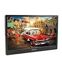 SIBOLAN NEW S4 17.3 inch IPS FHD 1920 x 1080 HDR Portable Monitor with HDMI VGA Mini Display inputs