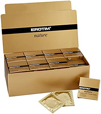 Erotim® 2x48 Pack preservativos, condones