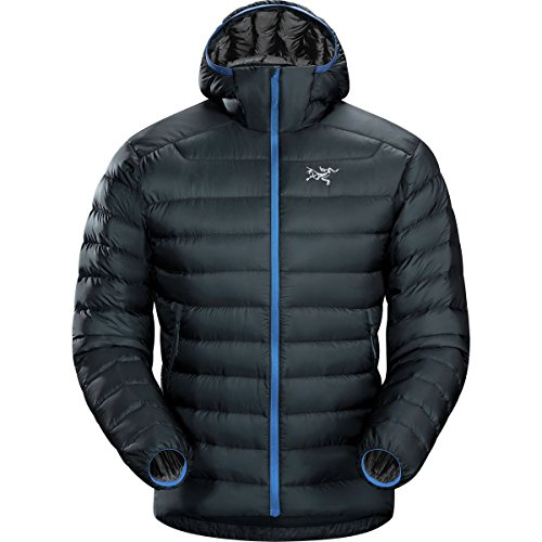 Arc'teryx Cerium LT Hooded Down Jacket - Men's Nocturne/Rigel Backcountry Exclusive, L by Arc'teryx